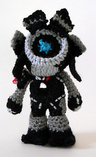 Ravelry Mass Effect Legion Crochet Pattern Pattern By Allison