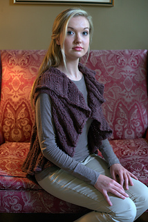 Ravelry 2707 Circle Vest Pattern By Sarah Punderson