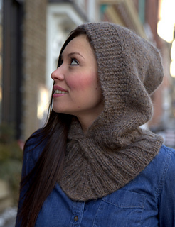 Ravelry F627 Hooded Neckwarmer Pattern By Vanessa Ewing