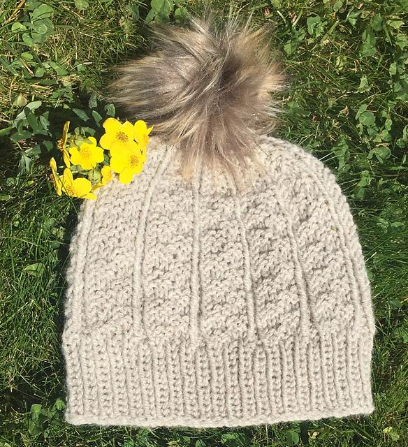 Ravelry: Wind River Hat pattern by Virginia Davlin