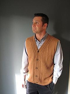 Men in Knits: Sweaters to Knit That He Will Wear