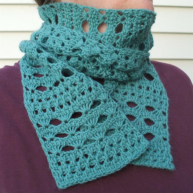 Ravelry: Fun Scarves: 3 crochet patterns - patterns