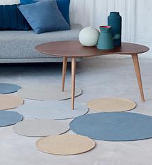 ravelry tapis rond au crochet pattern by phildar design team. Black Bedroom Furniture Sets. Home Design Ideas
