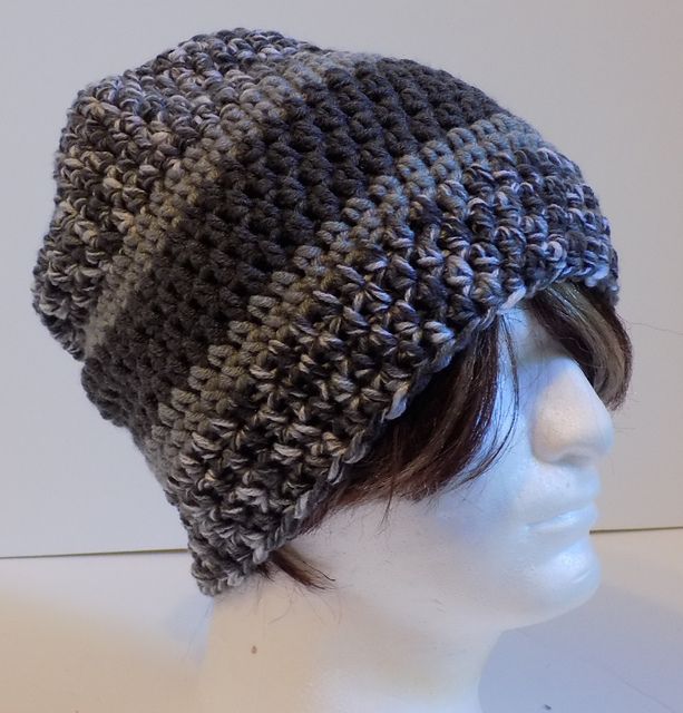 4500f421689 Ravelry  Neil s Bad Haircut Hat pattern by Kristina Olson