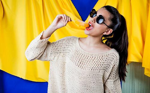 bef62d7a5 Ravelry  Bossa Nova Sweater pattern by we are knitters