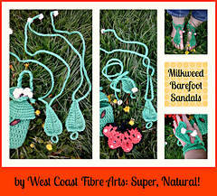 Milkweed_barefoot_sandals_ravelry_collage_small