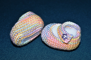 How_to_knit_basic_mary_jane_baby_booties_part_1_work_flat_3_small2