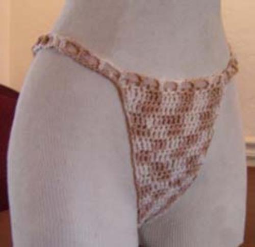 Ravelry Thong Pattern By Joan Mcgowan Michael