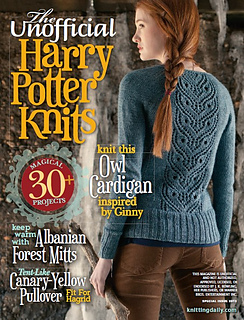 Ravelry The Unofficial Harry Potter Knits Patterns
