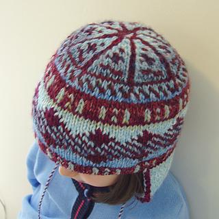 Ravelry Kwb Tsf Hat Pattern By Kathleen Sperling
