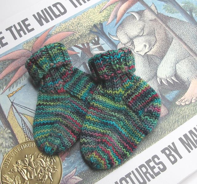 Ravelry Baby Socks Pattern By Kate Atherley