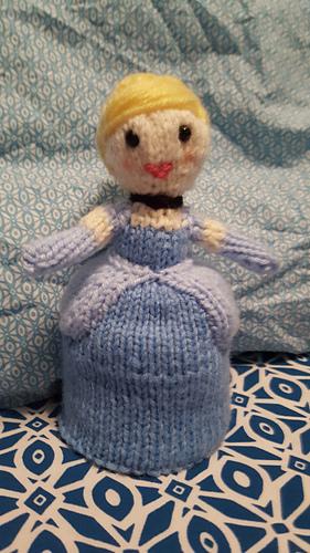 Ravelry Wittyneedles Cinderella Topsy Turvy Doll