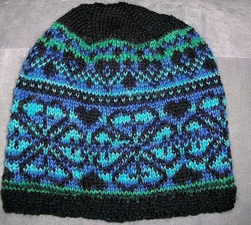 czapka wrabiana