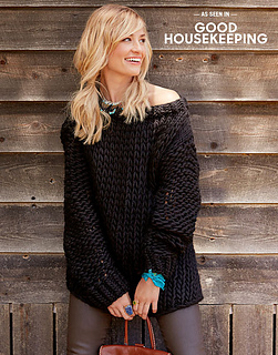 2d71a7489 Ravelry  Wonderwool Sweater pattern by Wool and the Gang