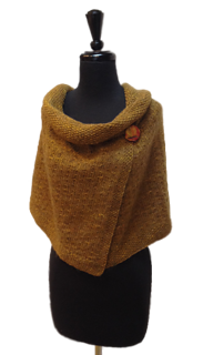 Ravelry Cashmere Tweed Wrap Pattern By Tricoter Seattle