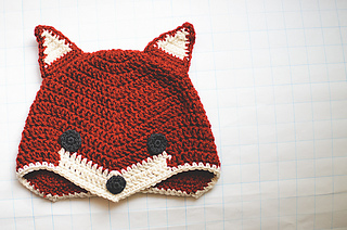 Ravelry  Sly Fox Hat pattern by Lisa Gutierrez 9df03173335