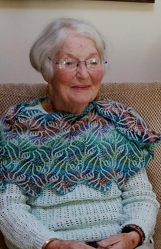 Knitting Nancy Patterns : Ravelry: Damask Cowl pattern by Nancy Marchant