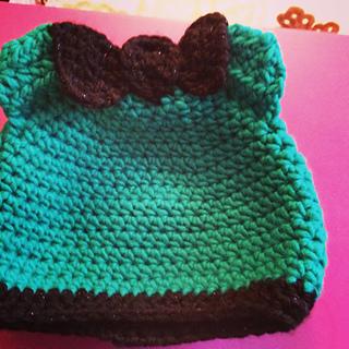 Ravelry  Adult Laplander Hat with Teddy Bear Ears pattern by Nichole ... d5feeebf2e0e