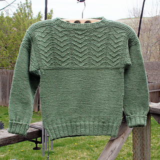 49e3b4659d Ravelry   17 Guilford Guernsey for the family pattern by Melinda Goodfellow