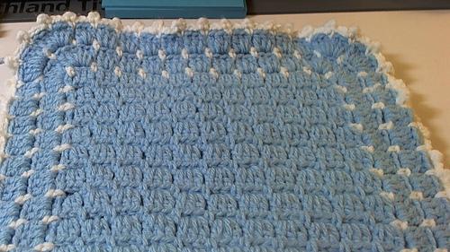 Ravelry Unique Stitch Baby Blanket Pattern By Yolanda Soto Lopez