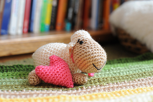 Ravelry Squeezable Sheep Pattern By Tracey Macintyre